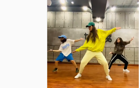 Disha Patani dances up a storm to Saweetie's Tap In, watch