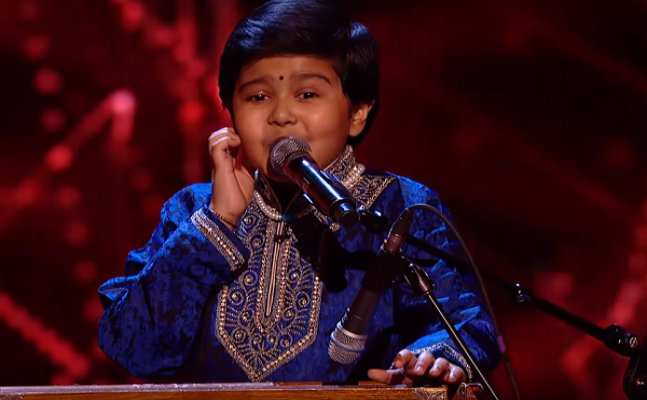 10-yr-old wins hearts by singing 'Balam Pichkari' on The Voice Kids UK