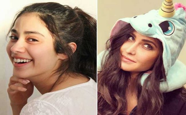 Janhvi Kapoor was Christopher Nolan's 'First Choice For The Joker', see pic