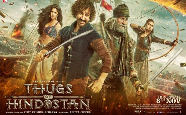 Thugs Of Hindostan trailer: The fight for freedom will set the box office on fire