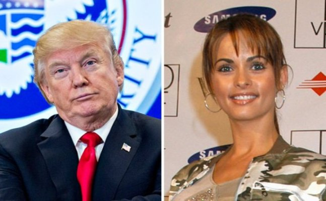 Karen McDougal: Date with Trump ended up in bed