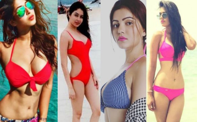 Mouni Roy, Shama Sikandar, Nia Sharma- Make way for TV's hottest bikini babes