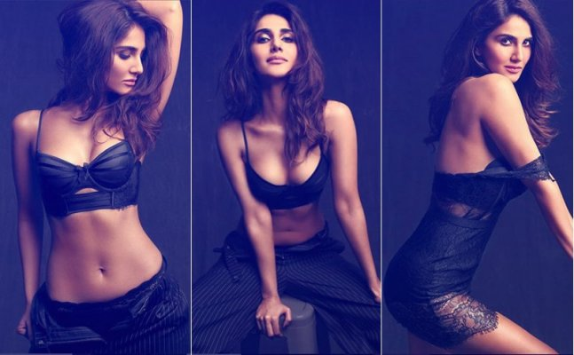 Vaani Kapoor's latest LINGERIE photoshoot is SEDUCTIVE
