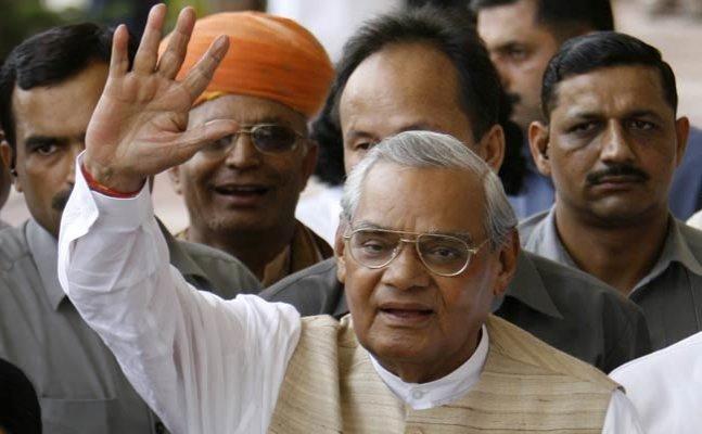 Sanjay Dutt to Rajinikanth; Celebs tweet for Atal Bihari Vajpayee