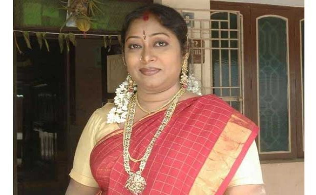 Tamil actress Sangeetha arrested in prostitution