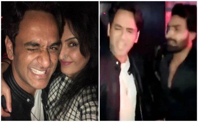 Vikas, Priyank, Manveer dance on Sapna's Harayanvi number