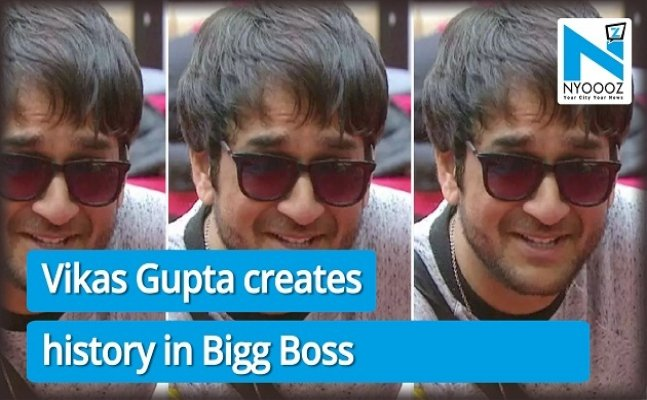 Vikas Gupta becomes first to nail 20 tasks in Bigg Boss history