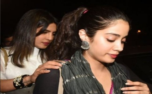 Priyanka Chopra celebrates dad's birth anniversary, Janhvi Kapoor joins in