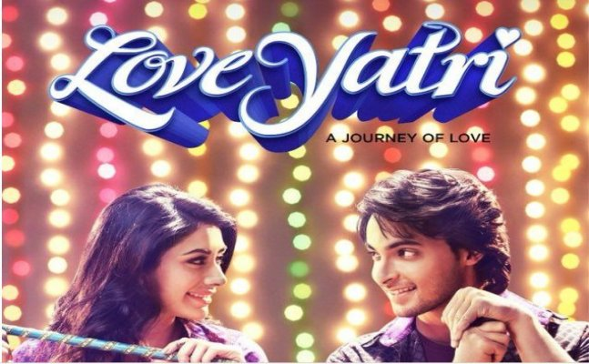 Thanks to controversy, Salman changes Aayush-Warina's film title from 'Love Ratri' to 'Love Yatri'