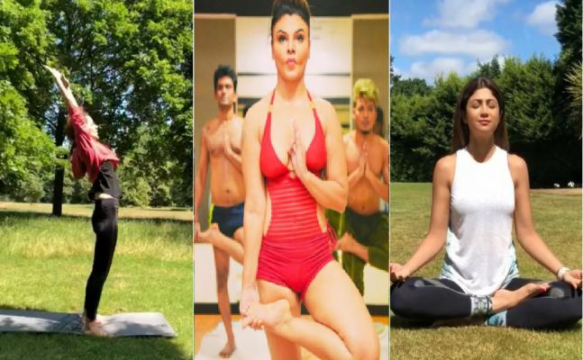 ये है 4th International Yoga Day के सबसे Hottest योग पोज़