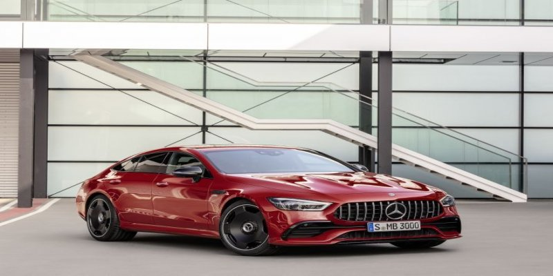 Mercedes-AMG GT 4-Door Gets A New Baby '43' Variant, it will sit at the bottom of the price chart
