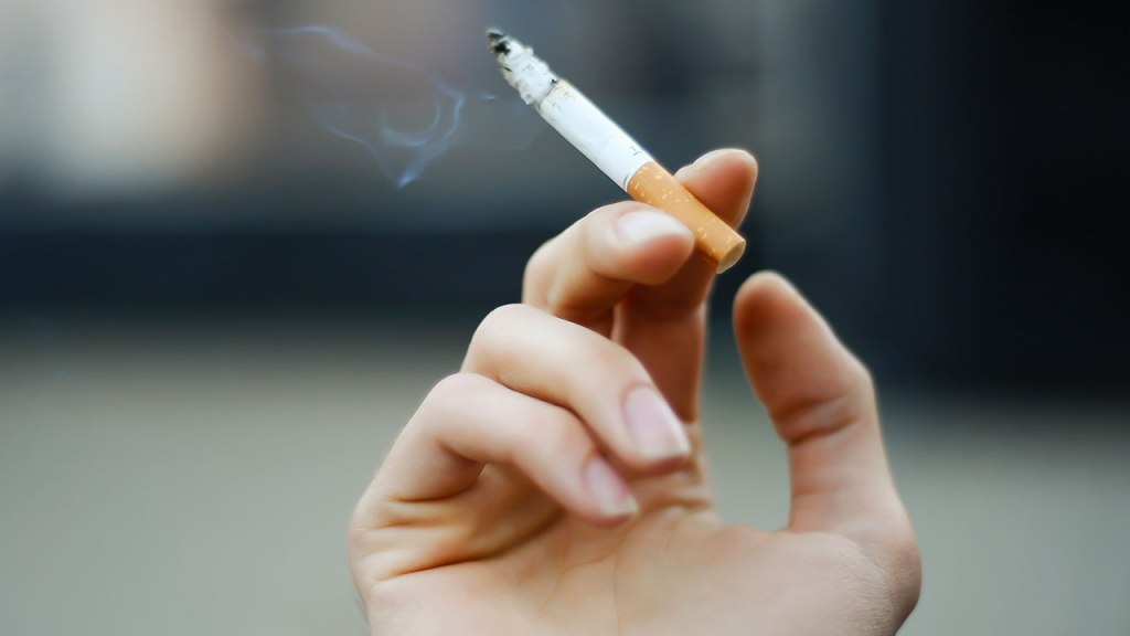 Smokers are more prone to Covid-19