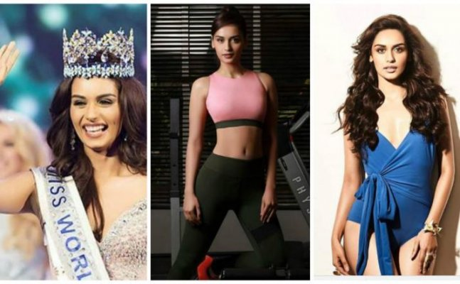 Manushi Chhillar and other celeb workout regime will give you adrenaline rush