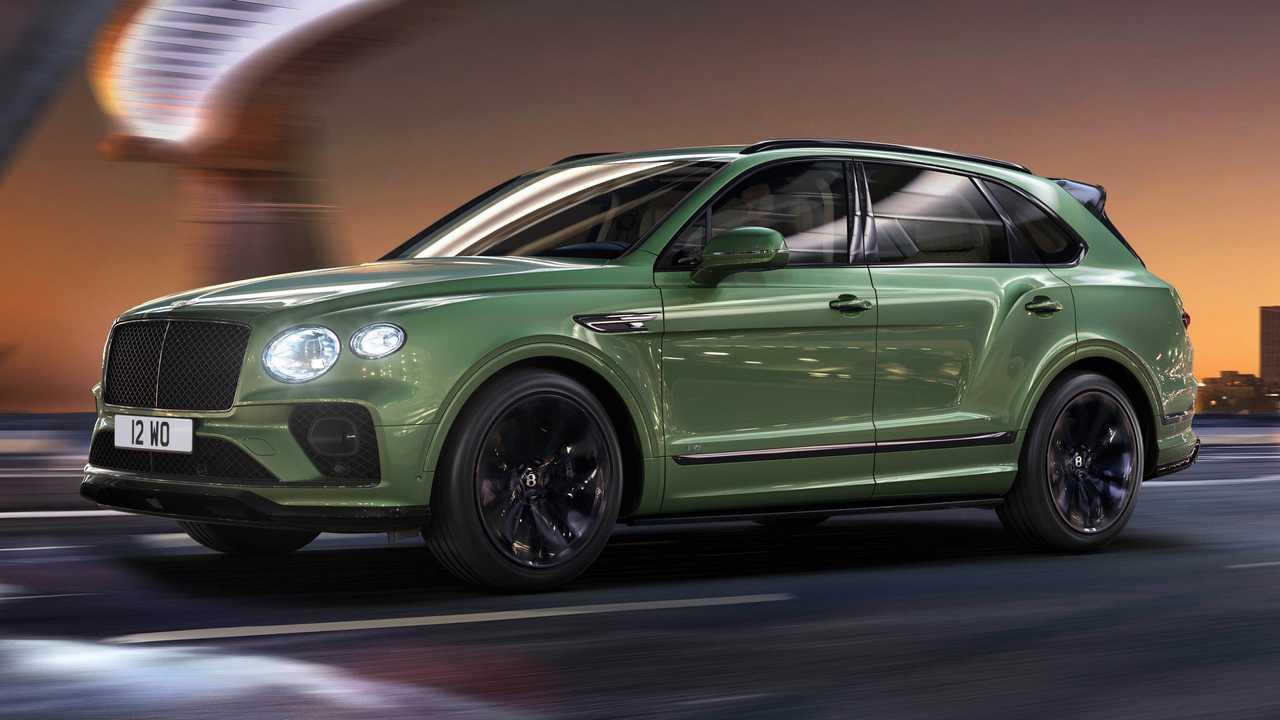 2021 Bentely Bentayga Facelift Revealed Automobile Nyoooz