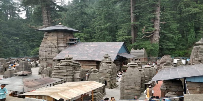 Off to a spiritual travel- Jageshwar
