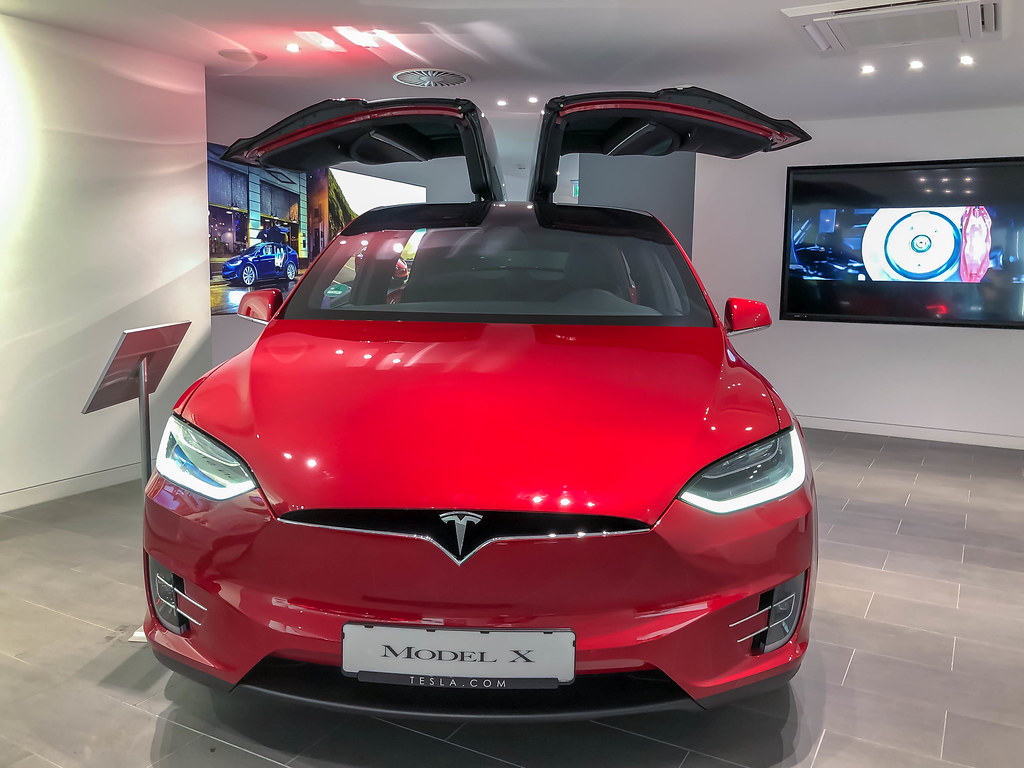 Tesla becomes most valuable automaker in latest stock rally