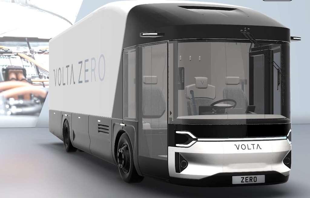 Volta Trucks introduces Volta Zero