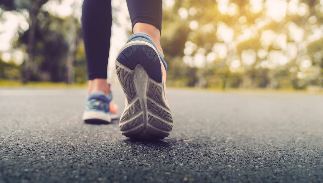 Mistakes we make while walking! Find out