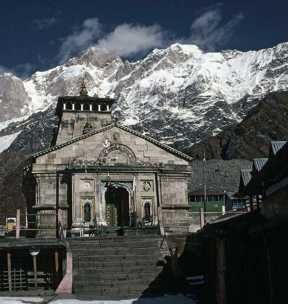 57,024 pilgrims visited Char Dham since July 1