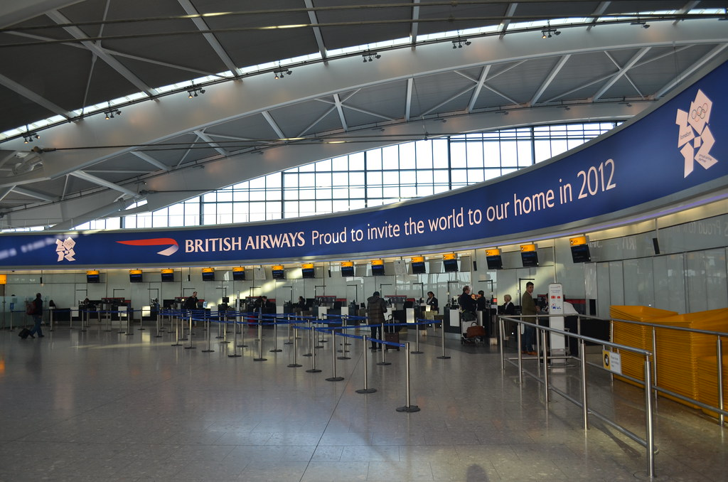 London's Heathrow Airport gears up for Covid Test-on-Arrival