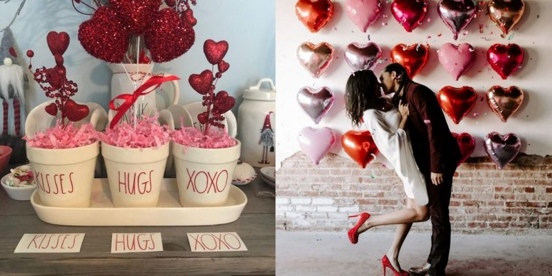 Valentine 2020: Make the mood with these affordable DIY decors