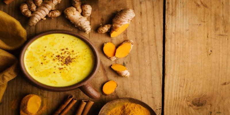 Health Benefits of Golden Milk, helps to fight most illnesses