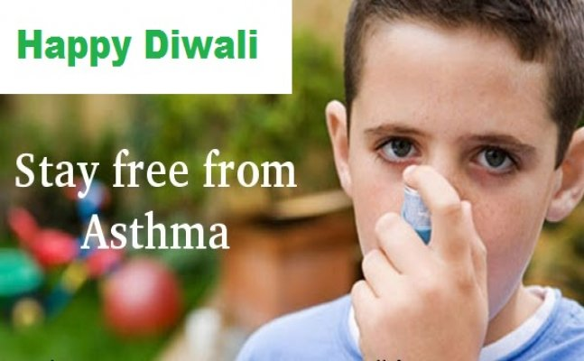Diwali 2017: How Asthma patients can beat the pollution monster