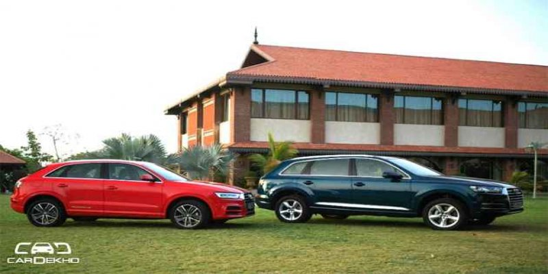Audi Launches New Q3 & Q7 Design Editions