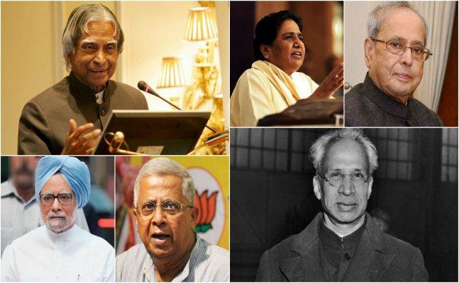 Teacher`s Day: Abdul Kalam to Pranab Mukherjee, politicians who were teachers