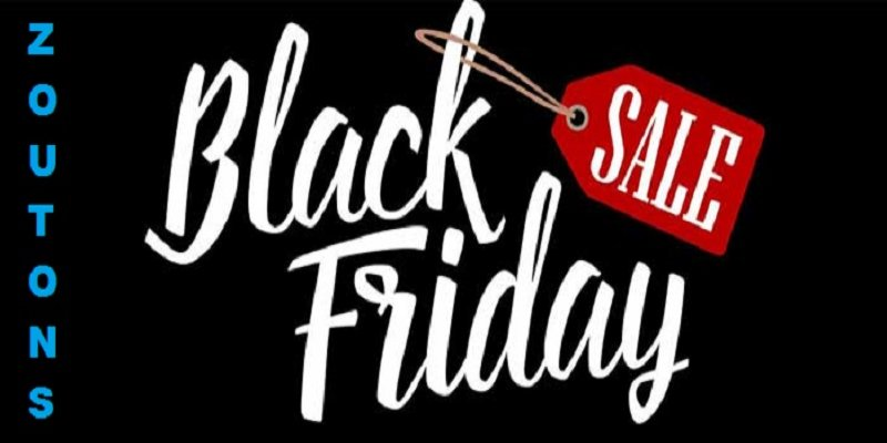 ZOUTONS: MAKING BLACK FRIDAY SALE WORLDWIDE
