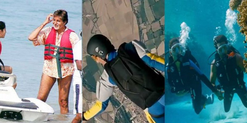 These adventure sports are India's new craze, thanks to Bollywood