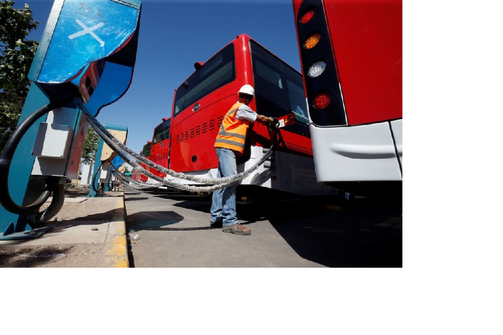 Government has sanctioned 670 electric buses, under Phase-II of the FAME India Scheme