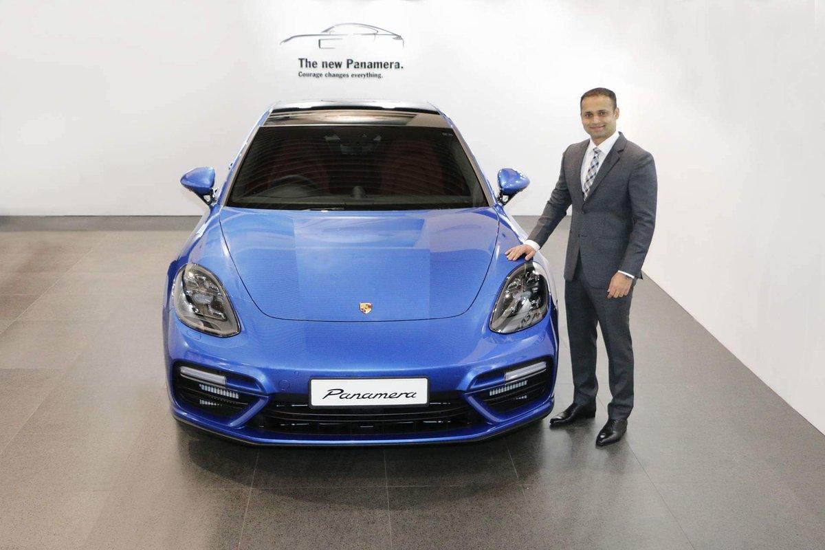Porsche India Director, Pavan shetty resigns
