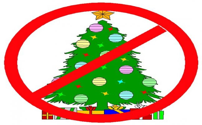 why christmas is banned in these countries