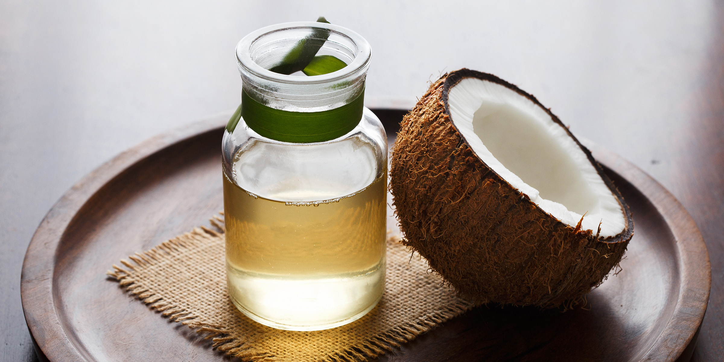 This is why coconut oil is one stop solution for most summer problems