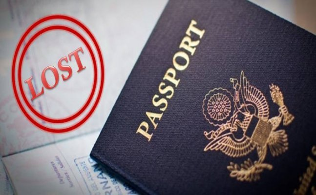 Know what you should do, if you lose your passport on your abroad trip