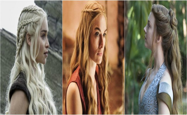 Now get super easy Game of Thrones look by yourself