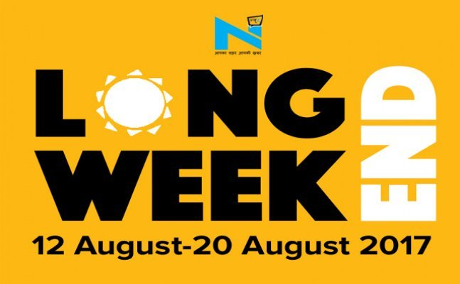 Did you notice August has 9 days off, plan your trip near Delhi- NCR