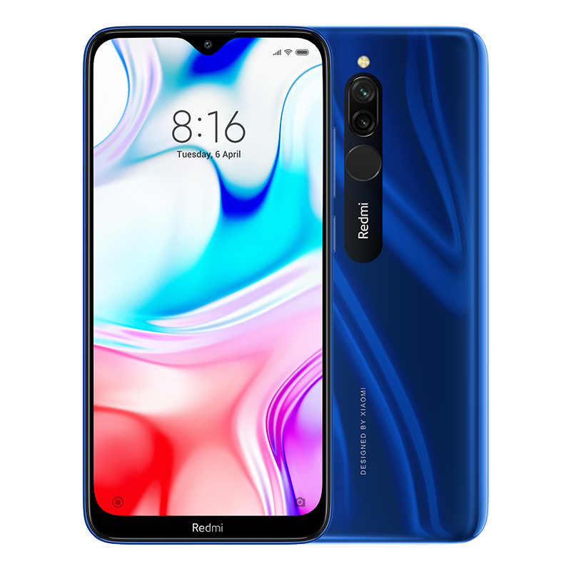 Redmi 8 price in India hiked again, now comes at Rs. 9,799