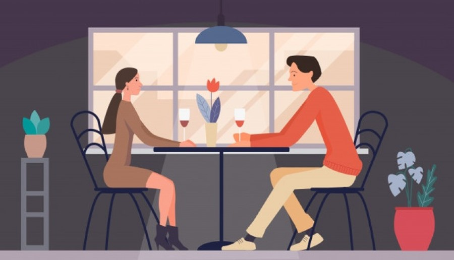 Valentine`s Day 2021: DATE AND DINE WITH YOUR VALENTINE!