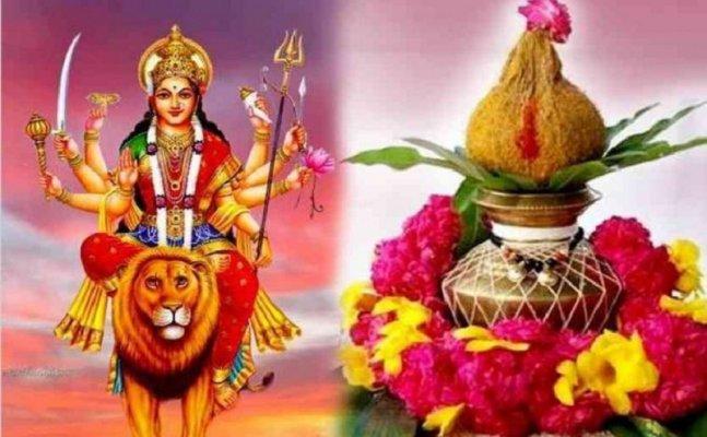 चैत्र नवरात्रि पर सही समय और सही महूरत से करे कलश स्थापना इन बातों का भी रखें ध्यान
