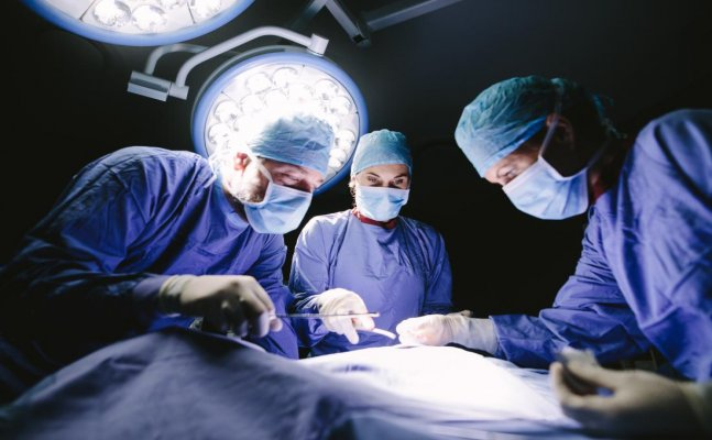 World's first penis and scrotum transplant carried out in a ground breaking surgery