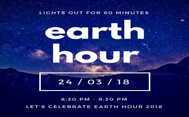 Darkness for a cause; how #EarthHour is spreading environmental awareness