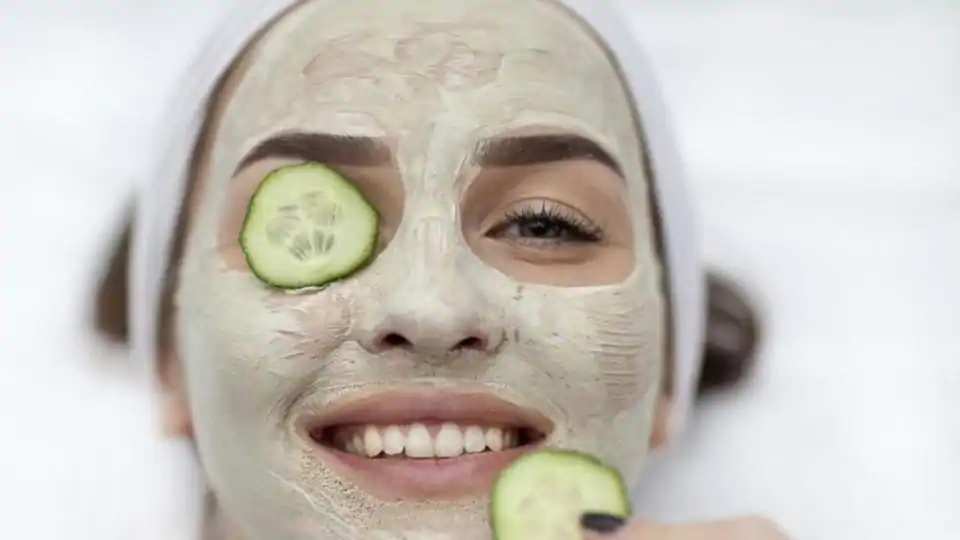 2 minute face masks for that winter glow