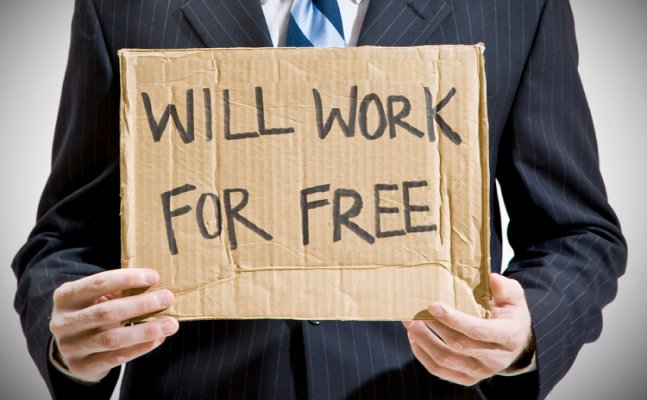 Freshers beware! Interning for free can dent your career