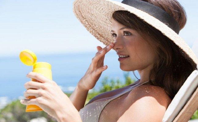 सनस्क्रीन लगाने का सही तरीका