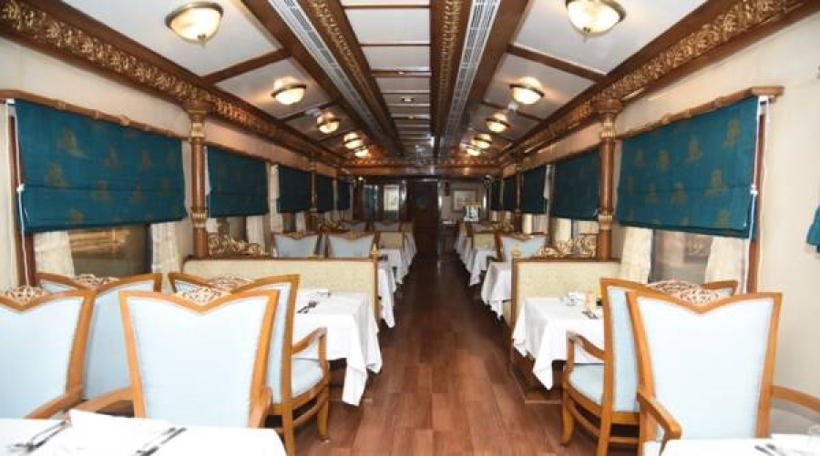 Luxury train Golden Chariot: Booking resumes, find the details here!