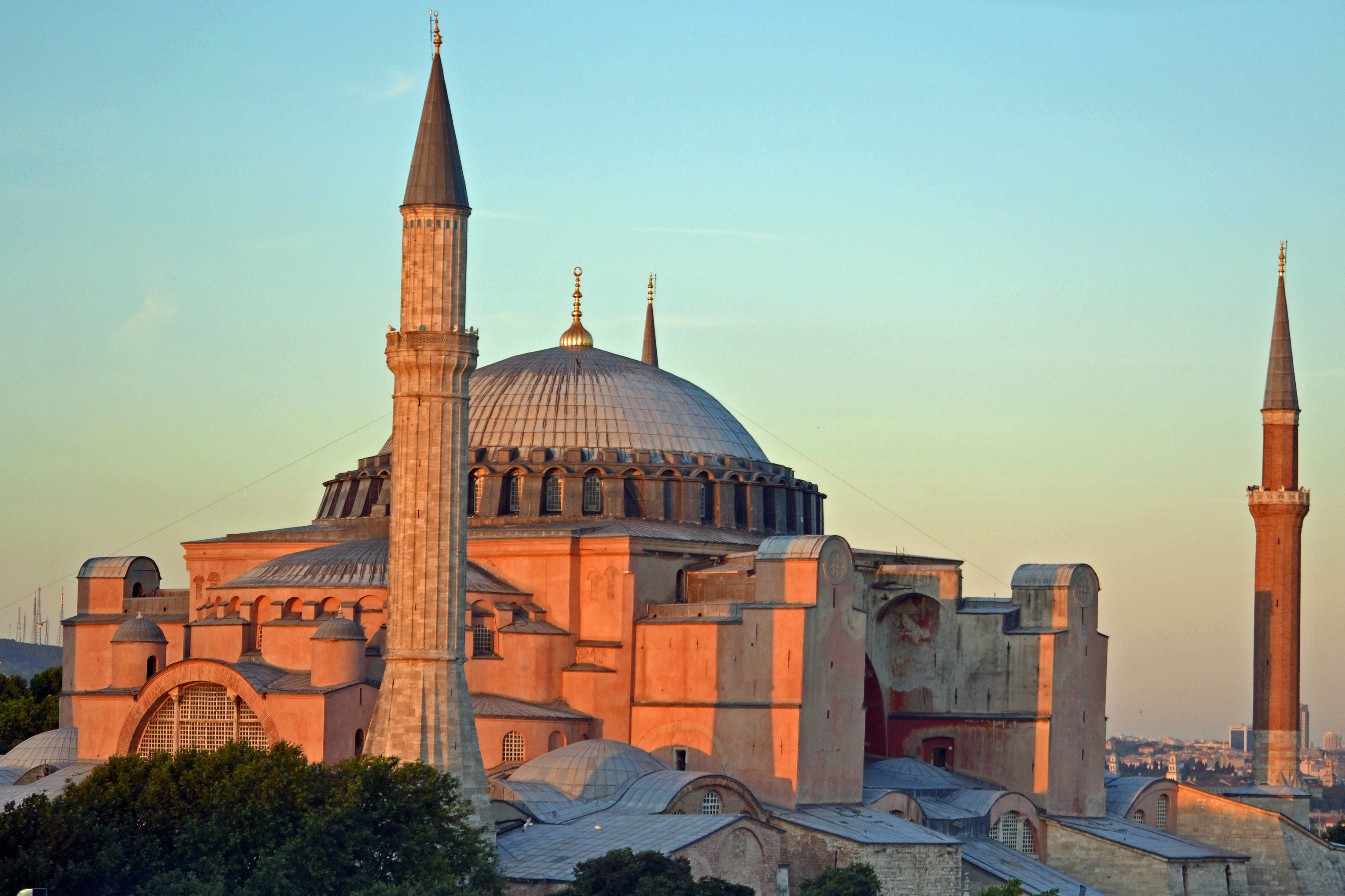 UNESCO recognised Hagai Sofia is no more a museum; turned into a mosque
