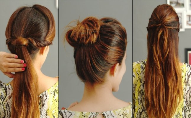 Be summer ready with these super easy Hairstyles