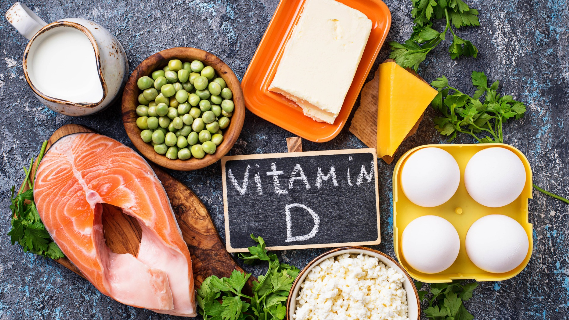 Staying at home and suffering from Vitamin D deficiency, how can it increase the risk of osteoporosis?